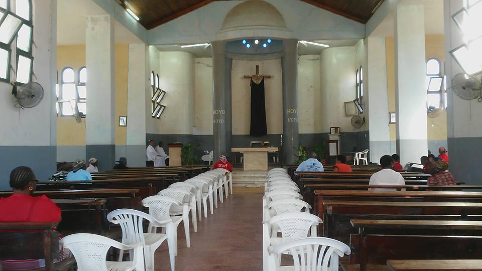 Paróquia Nossa Senhora da Conceição – Chilembene- Moçambique