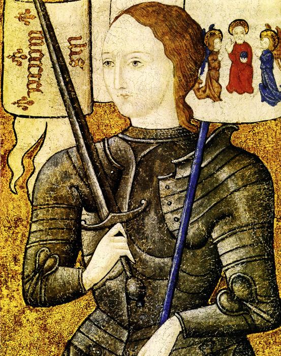 Joana d´Arc: mulher forte da Igreja