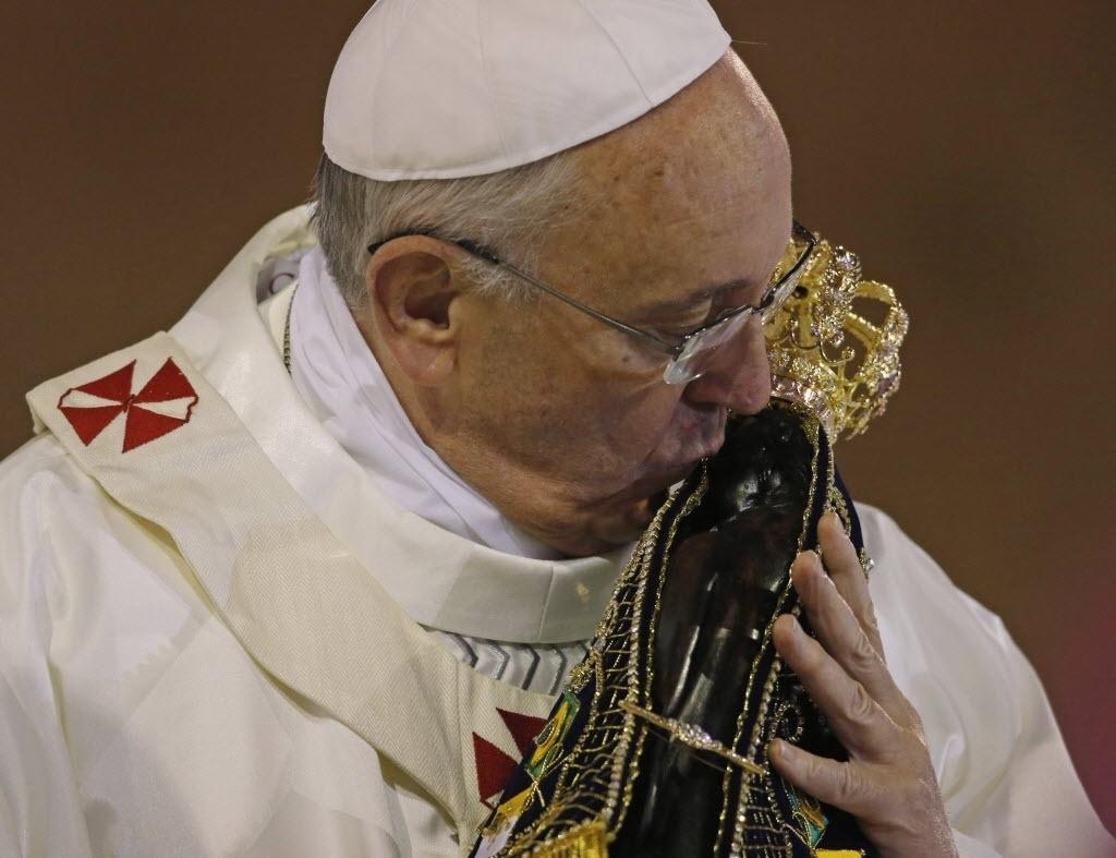 Ano Mariano no Brasil: Papa Francisco concede indulgência plenária aos fiéis