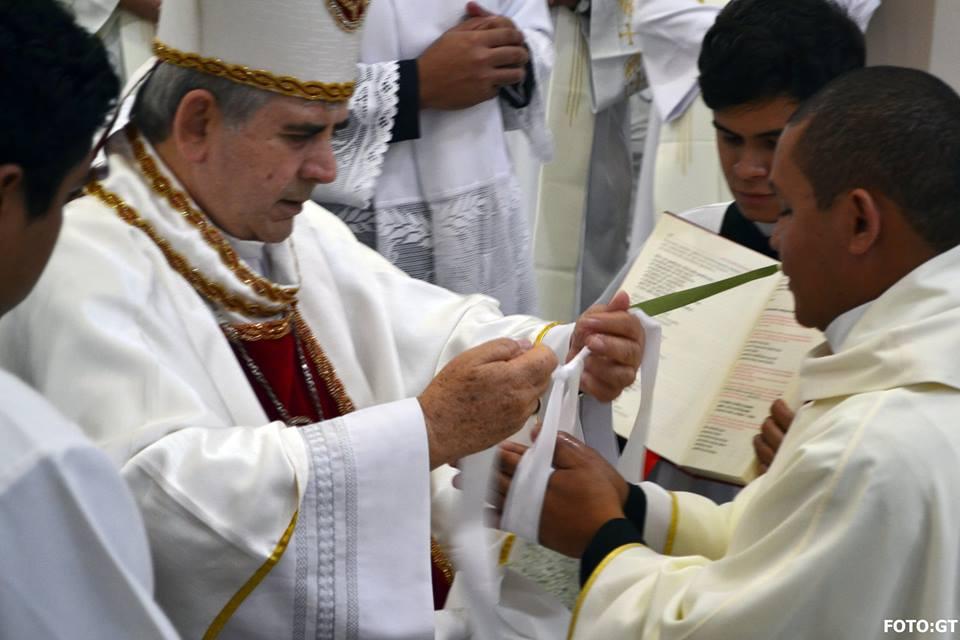 Ordenação do Padre José Renário