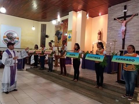 Abertura da Campanha da Fraternidade em Coelho Neto