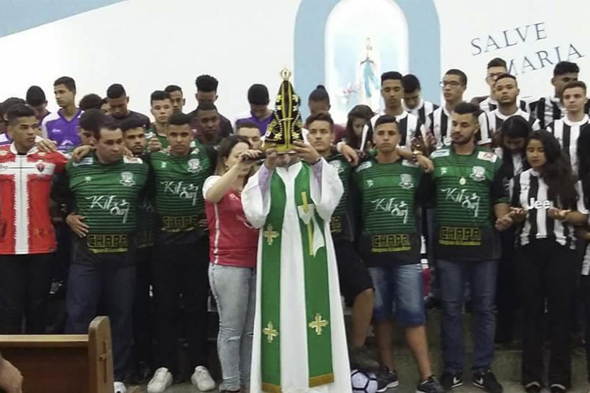 Jovens participam da Cristo Copa em Várzea Paulista – SP