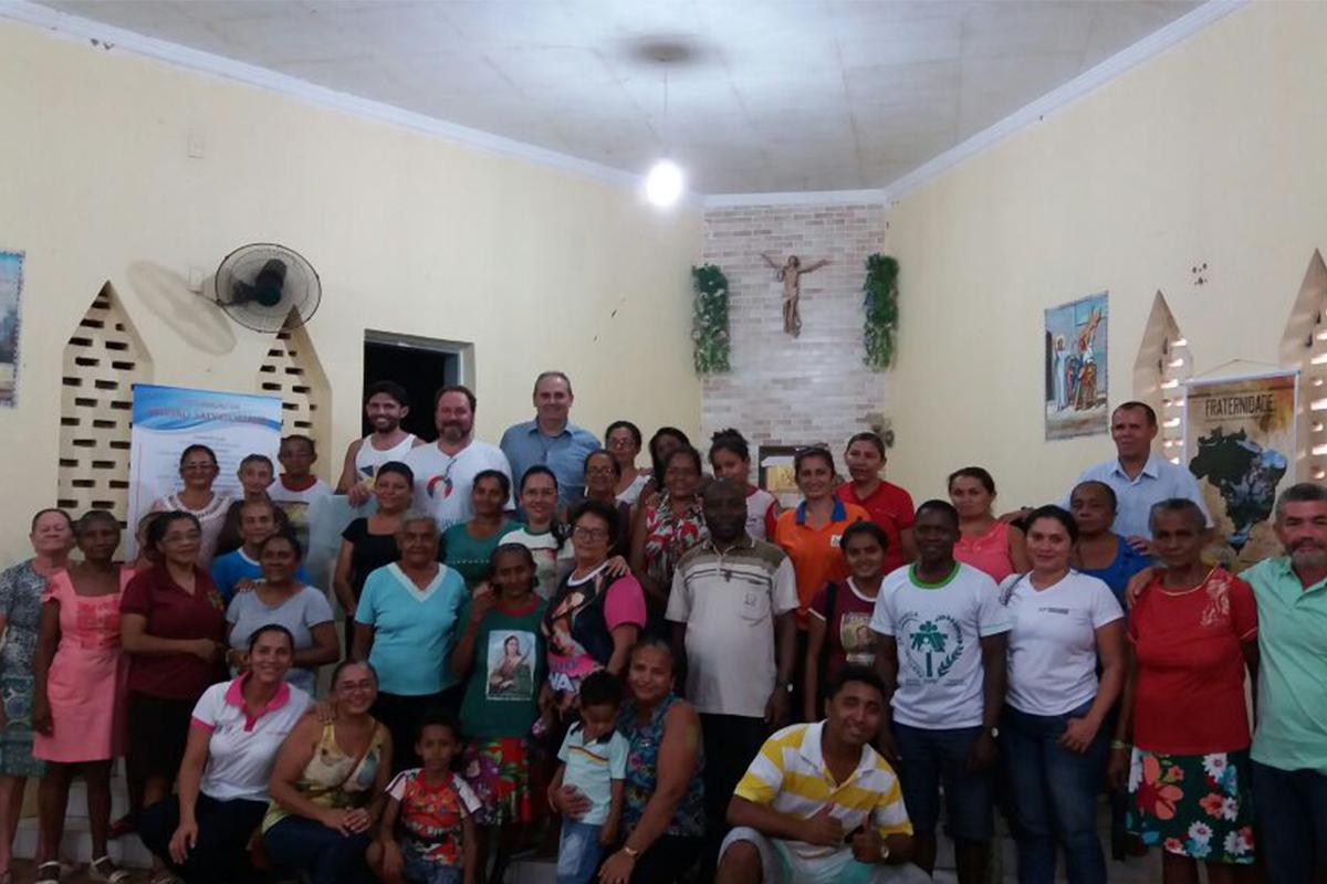 Visita em Afonso Cunha no Maranhão