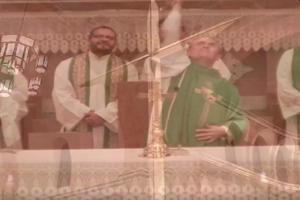 Paróquia Moema inaugura cruz e capela de Nsa. Sra. Aparecida