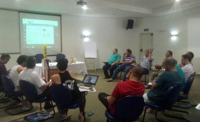 Reunião das Comissões Provinciais