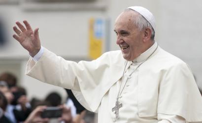 Papa Francisco apresenta Exortação Apostólica 'Gaudete et Exsultate'