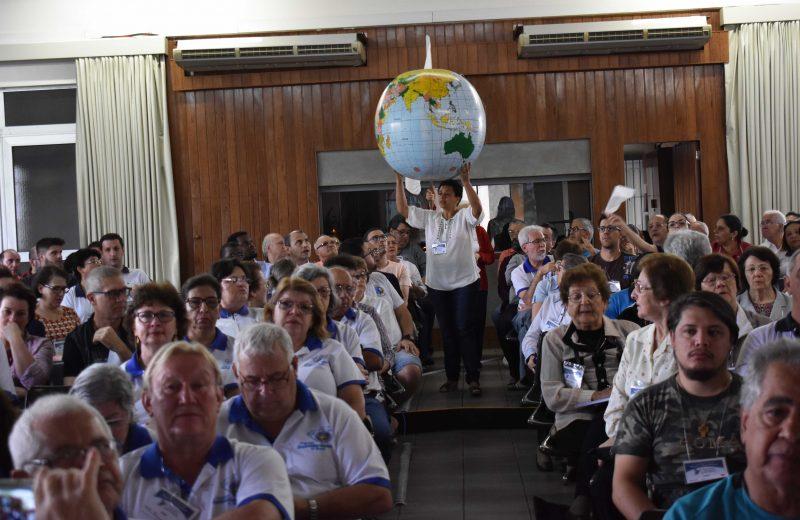 2º dia do Congresso Nacional da Família Salvatoriana