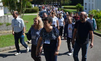 Encerramento do 1º Congresso da Família Salvatoriana