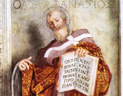 Santo Atanásio – Quarta-feira
